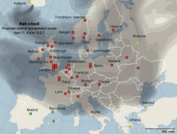 CNN map of the infamous ash-cloud, April 17th