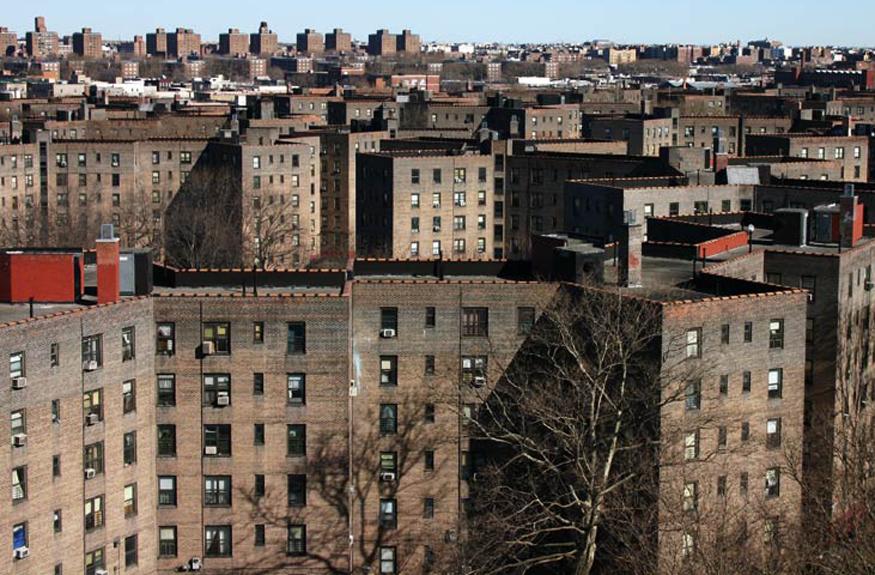 SLUMS OF NEW YORK