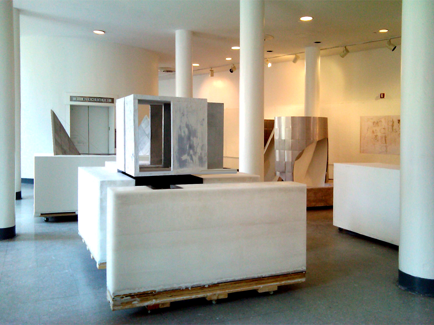 FOUR IDEAL HOUSES: 2011 | LEBBEUS WOODS