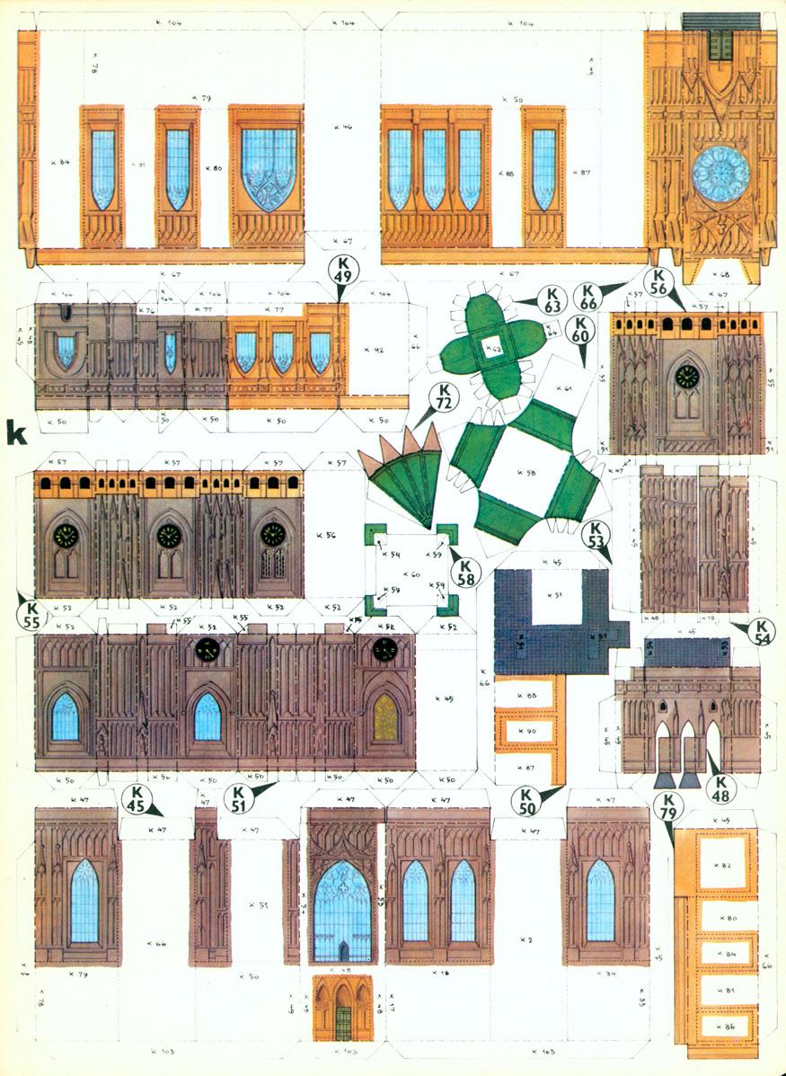 Real Paper Architecture Lebbeus Woods